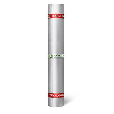 Рулонная звукоизоляция Технониколь Техноэласт Акустик Супер А350 1х10 м (10м2)