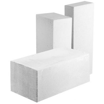 Блок из ячеистого бетона Bonolit газосиликатный D400 600x200х500 мм