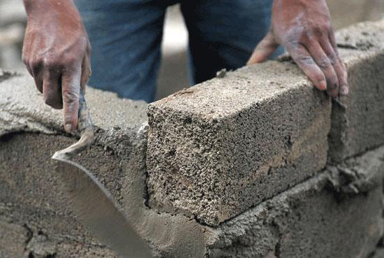 Область применения цемента