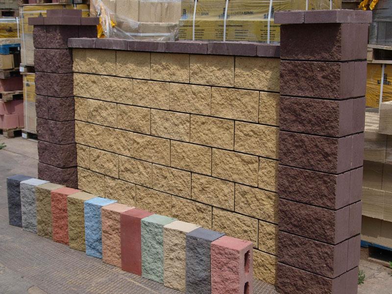Виды и характеристики строительных блоков