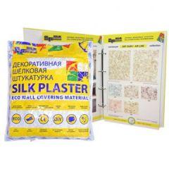 Шёлковая декоративная штукатурка Silk Plaster Эйр Лайн 607