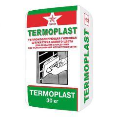 Штукатурка гипсовая Русеан Termoplast белая 30 кг