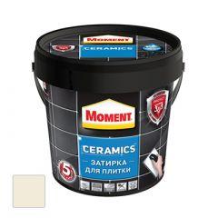 Затирка Moment Ceramics для плитки жасмин 1 кг