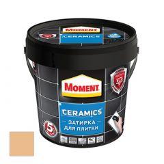 Затирка Moment Ceramics для плитки карамель 1 кг