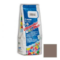 Затирка цементная Mapei Ultracolor Plus №136 гоначрная глина 2 кг