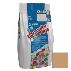 Затирка цементная Mapei Ultracolor Plus №140 красный коралл 5 кг