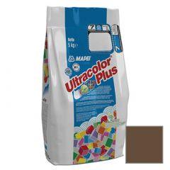 Затирка цементная Mapei Ultracolor Plus №144 шоколад 5 кг