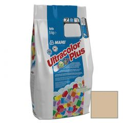 Затирка цементная Mapei Ultracolor Plus №160 магнолия 5 кг