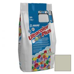 Затирка цементная Mapei Ultracolor Plus №110 манхеттен 5 кг