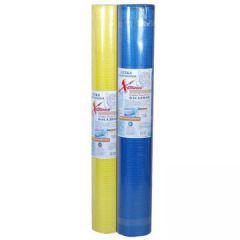 Сетка стеклотканевая X-Glass фасадная 145 г/м2 50х1м 5х5 мм 50 м2