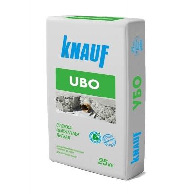 Стяжка пола Кнауф Ubo 25 кг
