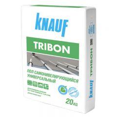 Стяжка пола Кнауф Трибон гипсовая 20 кг