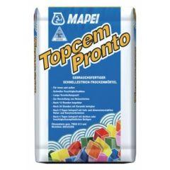 Стяжка пола Mapei Topcem Pronto цементная 25 кг
