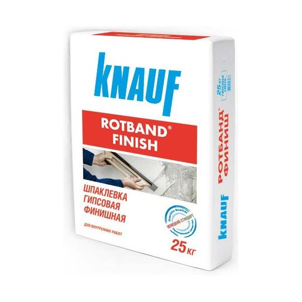 Шпатлевка гипсовая Кнауф Ротбанд Финиш 25 кг
