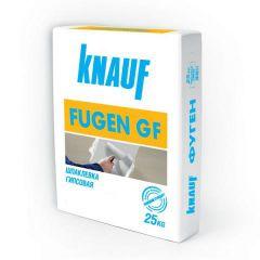 Шпатлевка гипсовая Кнауф Фугенфюллер ГВ 25 кг