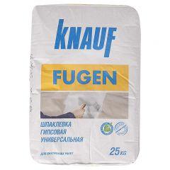 Шпатлевка гипсовая Кнауф Фуген 25 кг