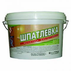 Шпатлевка латексная Гермес 30 кг