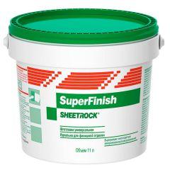 Шпатлевка универсальная Sheetrock SuperFinish 11 л