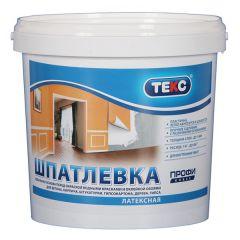 Шпатлевка латексная Текс Профи 16 кг