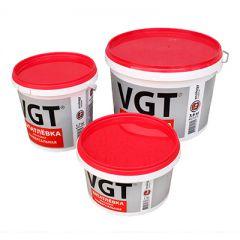 Шпатлевка акриловая VGT Универсальная 1 кг