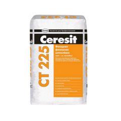 Шпатлевка цементно-известковая Ceresit CT 225 серый 25 кг