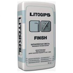 Шпатлевка гипсовая Litokol Litogips Finish 15 кг