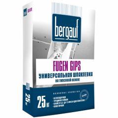 Шпатлевка гипсовая Bergauf Fugen Gips 25 кг