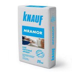 Клей для плитки Кнауф Мрамор 25 кг