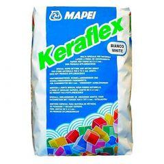 Клей для плитки Mapei Keraflex белый 25 кг