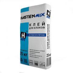 Клей для ячеистых блоков Hastenmix 25 кг