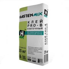Клей плиточный Hastenmix PRO-B 25 кг