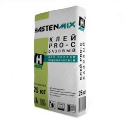 Клей плиточный базовый Hastenmix PRO-C 25 кг