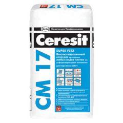 Клей универсальный высокоэластичный Ceresit СМ 17 25 кг