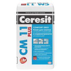 Клей для плитки Ceresit CM 11 Plus 5 кг