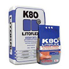 Клей для плитки Litokol Litoflex K80 25 кг