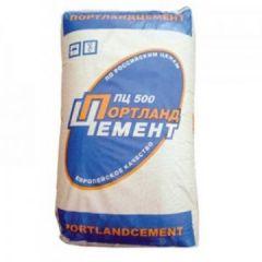 Цемент ПЦ 500 Д0 50 кг