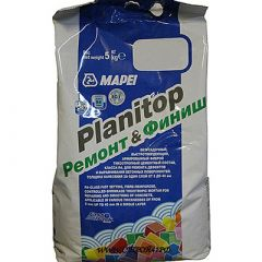 Смесь цементная Mapei Planitop Ремонт & Финиш 5 кг