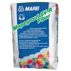 Смесь цементная Mapei Mapegrout SV-R Fiber 25 кг