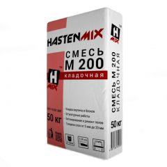 Сухая смесь кладочная Hastenmix М-200 50 кг