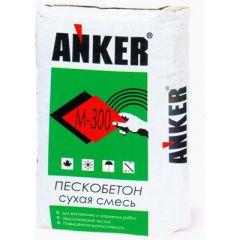 Пескобетон Анкер М-300 40 кг