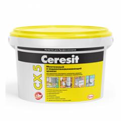 Цемент Ceresit Монтажный и водоостанавливающий CX5 2 кг