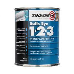 Грунтовка акриловая Rustoleum Zinsser Bulls Eye пятноустраняющая 946 мл