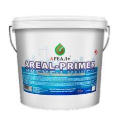 Грунтовка акриловая Ареал+ Primer 10 л