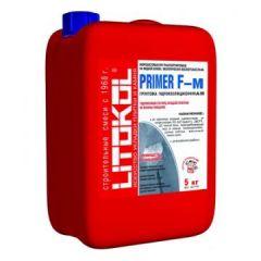 Грунтовка глубокого проникновения Litokol Primer F-м 5 кг