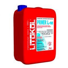 Грунтовка Litokol Primer L-m универсальная 10 кг