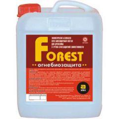 Огнебиозащита универсальная Гермес Forest 10 л класс огнестойкости 2