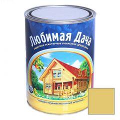Защитно-декоративное покрытие Рогнеда Любимая Дача для древесины Сосна 0,75 л