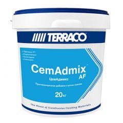 Добавка морозоустойчивая Террако ЦемАдмикс AF 20 кг