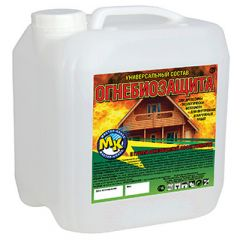 Огнебиозащита для древисины 2-ой группы Мастер-класс 10 л