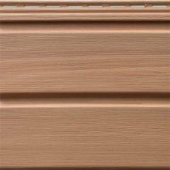 Акриловый сайдинг Вагонка Текос Ливанский кедр